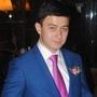 Арман Негметжанов в Астанe